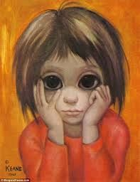 Pinturas De Margaret Keane Buscar Con Google Ojos Grandes Arte Artistas