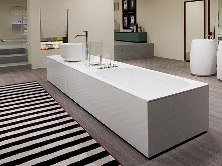 Vasca Da Bagno Lupi : Dimora vasca da bagno by antonio lupi design® bagno pinterest