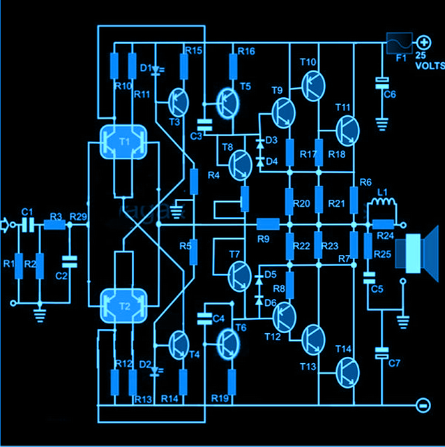 Simple Hobby Electronic Circuit Projects Electronics