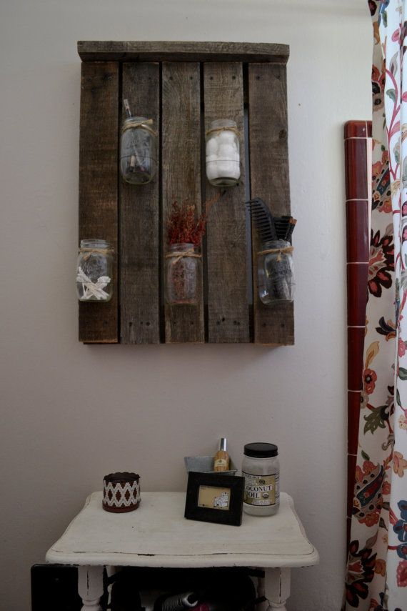 Decorative Wood Wall Mount by artrovertsanonymous on Etsy