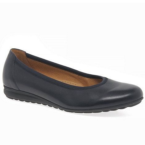Womens Casual Loafers, Blue Gabor