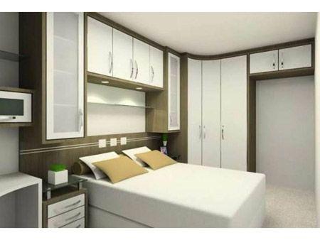 Arm rios para quartos planejados armario quarto quartos - Armarios pequenos dormitorio ...