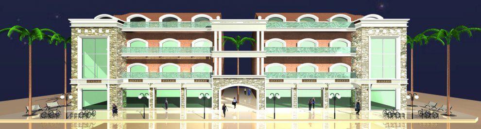 Forum Center - A project by Apre Design Group