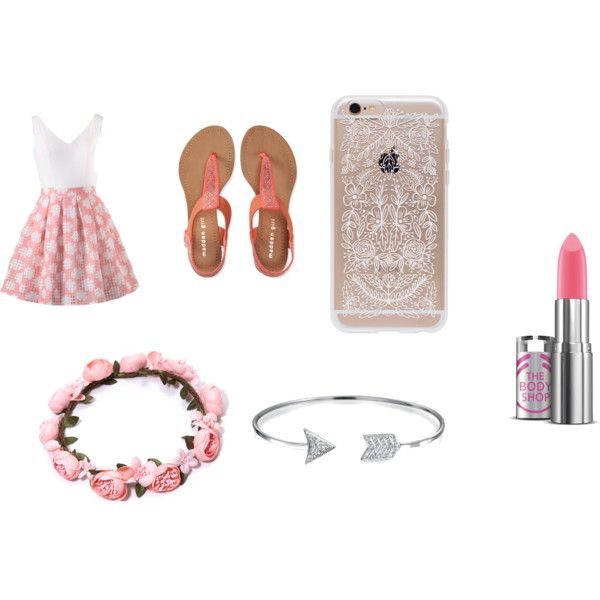 Pinkish Summer Outfit