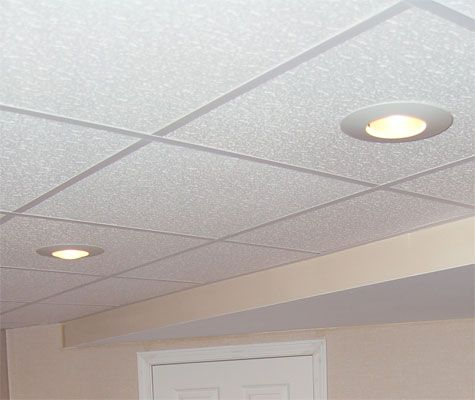 How To Install Recessed Lights In A Drop Ceiling   Dropped Ceiling, Pegasus  And Ceiling
