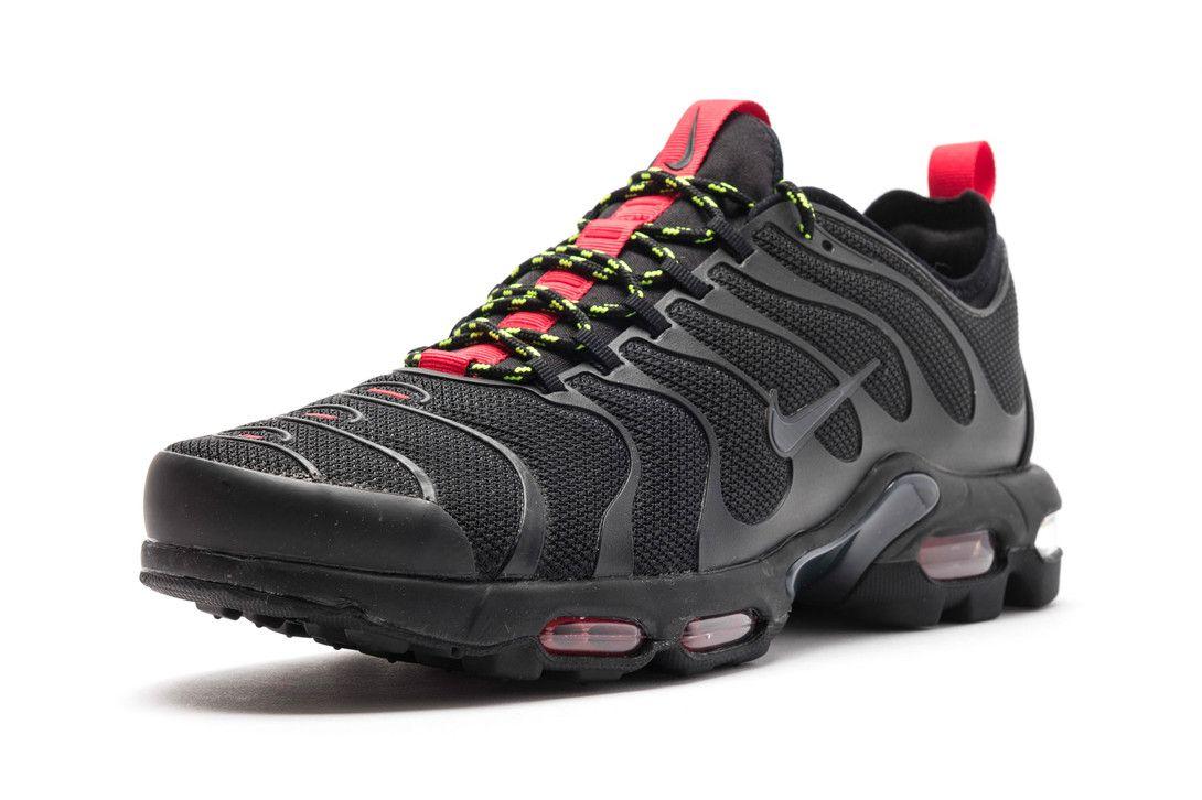 Nike Air Max Plus TN Ultra Black Anthracite Black Sneakers