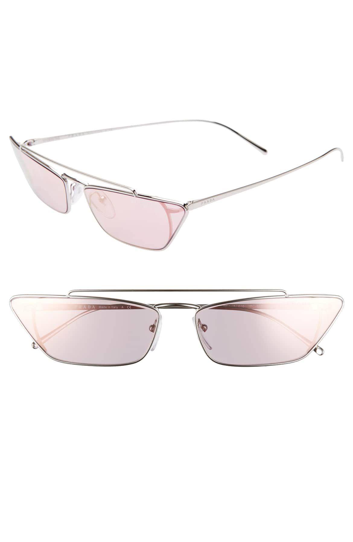 3addffa9a87 Ultravox 67mm Oversize Cat Eye Sunglasses