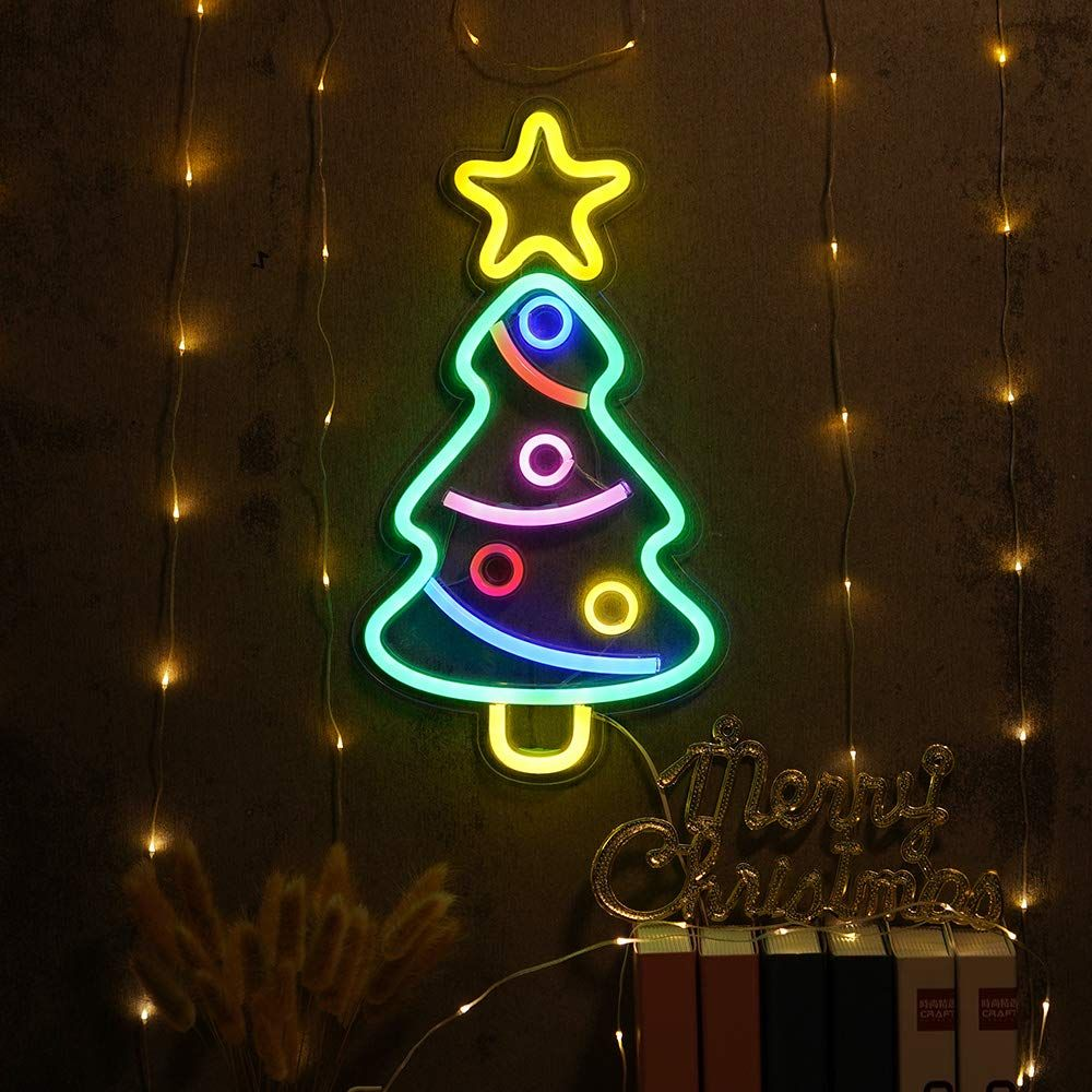 Christmas Decor Christmas Decorations Led Neon Lighting Decorating Blogs