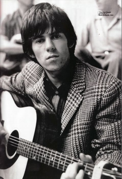 Image result for keith richards young