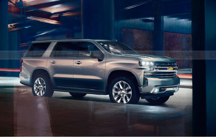 The 2021 Chevrolet Tahoe Is A Big Suv That Will Pack Big In 2020 Chevrolet Tahoe Chevrolet Chevy Tahoe Ltz
