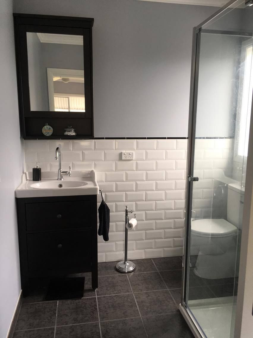 compact ensuite bathroom idea simple bathroom remodel on bathroom renovation ideas melbourne id=88542