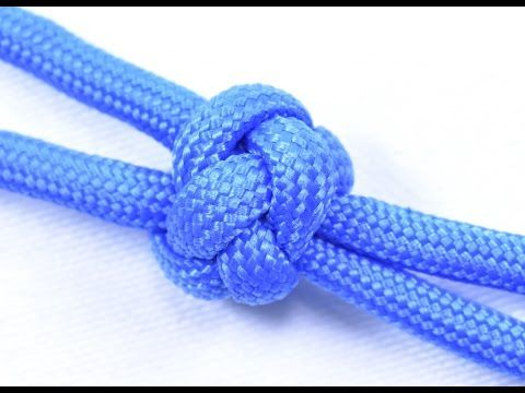 How to tie a double diamond knot youtube tranas e ns how to tie a double diamond knot youtube ccuart Choice Image