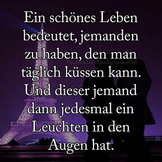 #küssen | Sprüche, Zitate, Leben