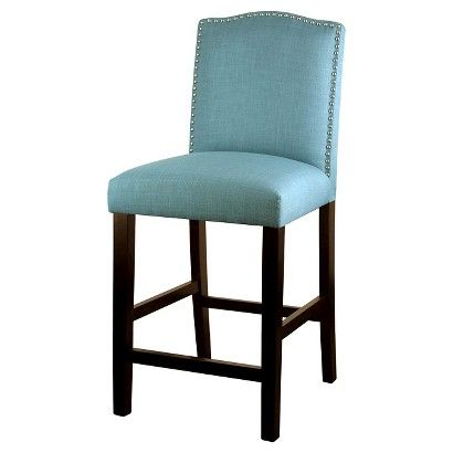 Camelot Counterstool With Nailhead Trim 25 Quot Threshold