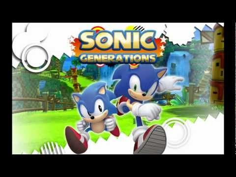 Sonic the Hedgehog - Green Hill Zone (Classic Sonic Remix from Sonic