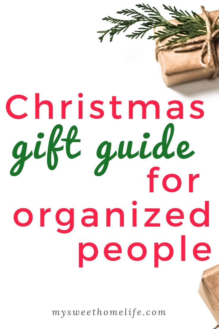 Gifts For Organizers >> Gifts For Organizers The Ultimate Guide My Sweet Home