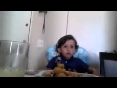 Cutest kid on Earth is utterly shocked at concept of humans eating animals | Minds