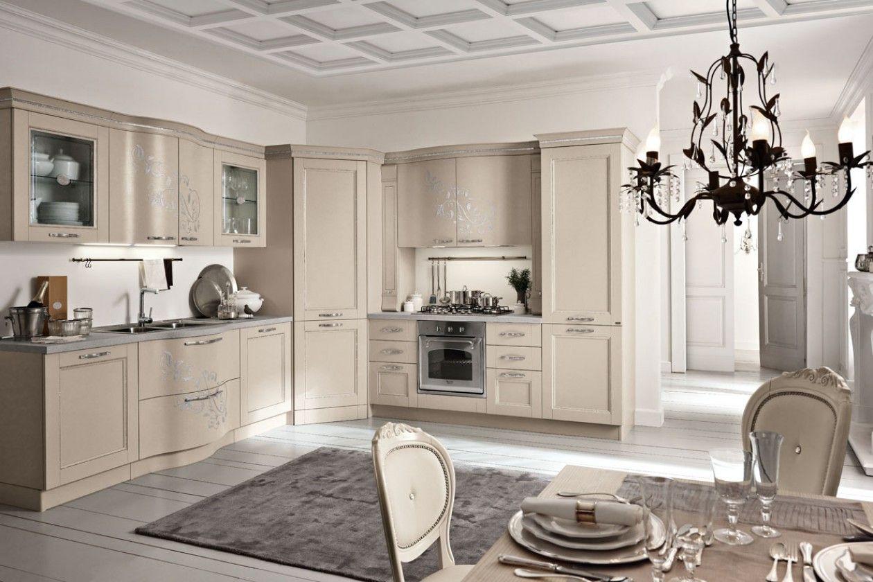 Prestige Italian Kitchen In Tortora Makety Kuhni Pereplanirovka Kuhni Dizajn Kuhonnyh Kladovyh