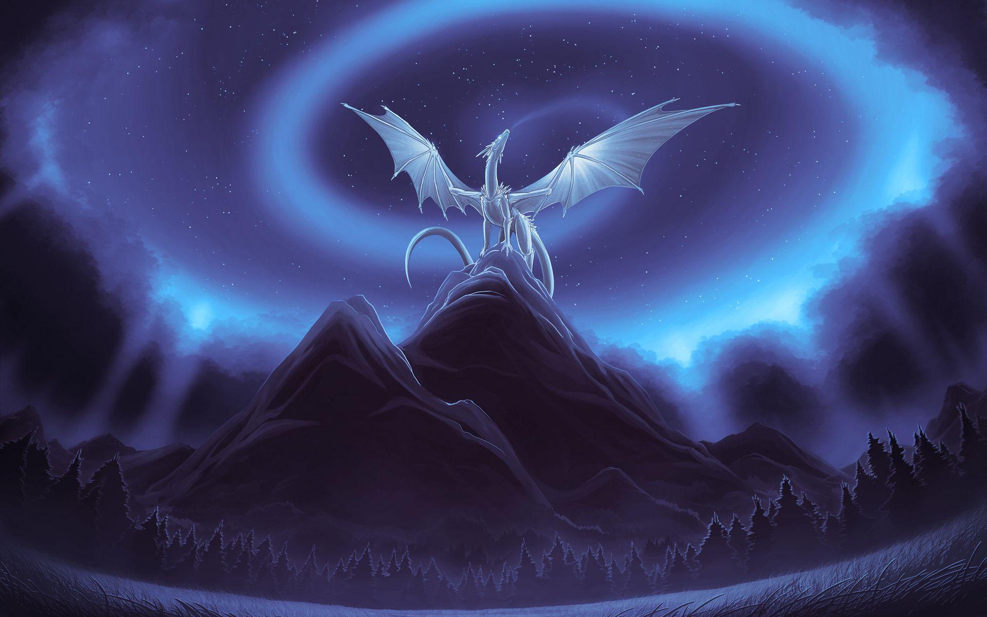 dragons fantasy wallpaper 1920x1200 - photo #10