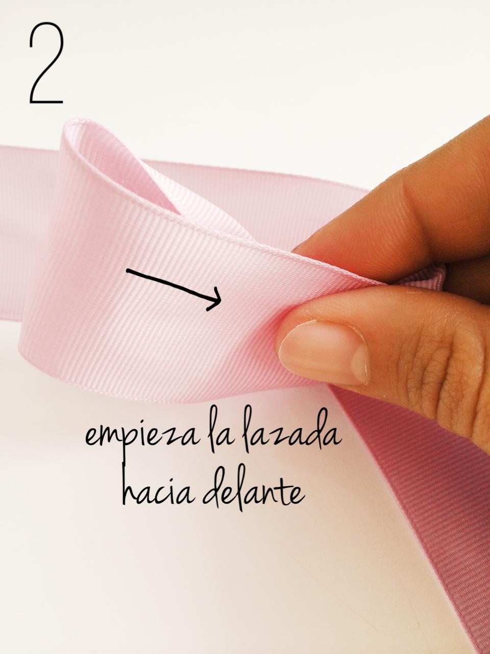Menta Lim N C Mo Hacer Un Lazo Perfecto Lazos Pinterest  ~ Lazos De Cinta De Raso Paso A Paso