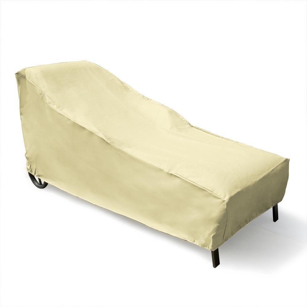 Eco Premium Patio Chaise Lounge Cover Patio Furniture Covers Furniture Covers Patio Chaise Lounge