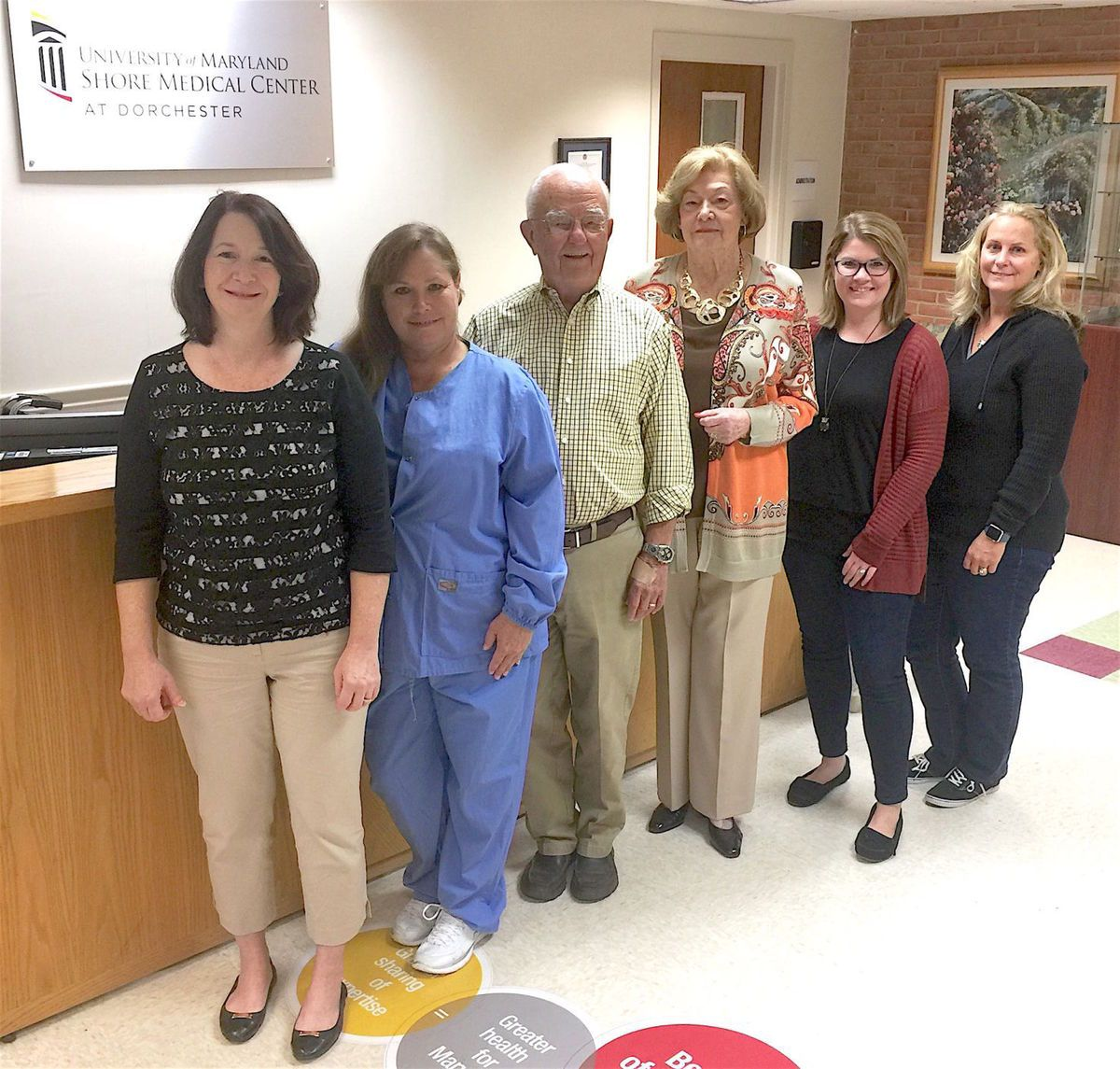 DGH Foundation awards education grants to operating room