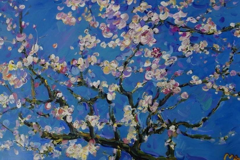 Van Gogh Starry Night Desktop Wallpaper Van Gogh Gallery Starry Night Van Gogh Van Gogh Wallpaper Van Gogh
