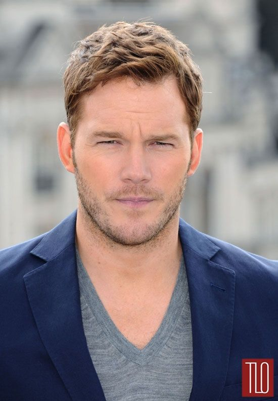 Hollywood Men 15 Hottest Hairstyles Chris Pratt Hair Hot Hair Styles Mens Hairstyles
