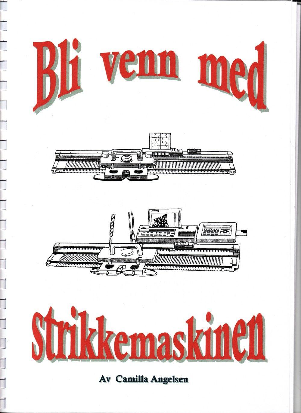 Bli venn med Strikkemaskinen til land i Europa via Karistrikk  . Click on the image to see more!