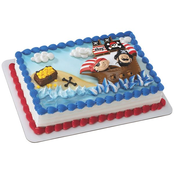 Pirate Cake Publix