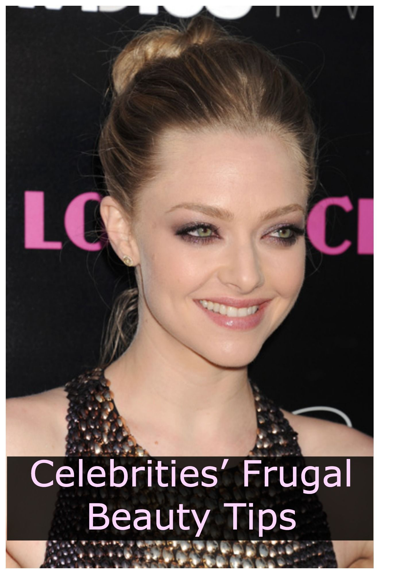 7 Celebrities' Frugal BeautyTips