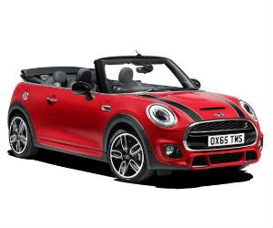 Win a 2016 Mini Cooper Convertible