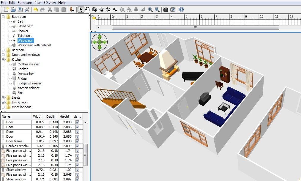 Outstanding 3d Floor Plans Software