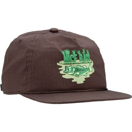 49fb4b299a7 The phrases on the Coal Field Hat really speak to you. Its retro-inspired
