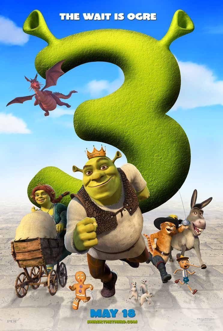 shrek the third full movie free