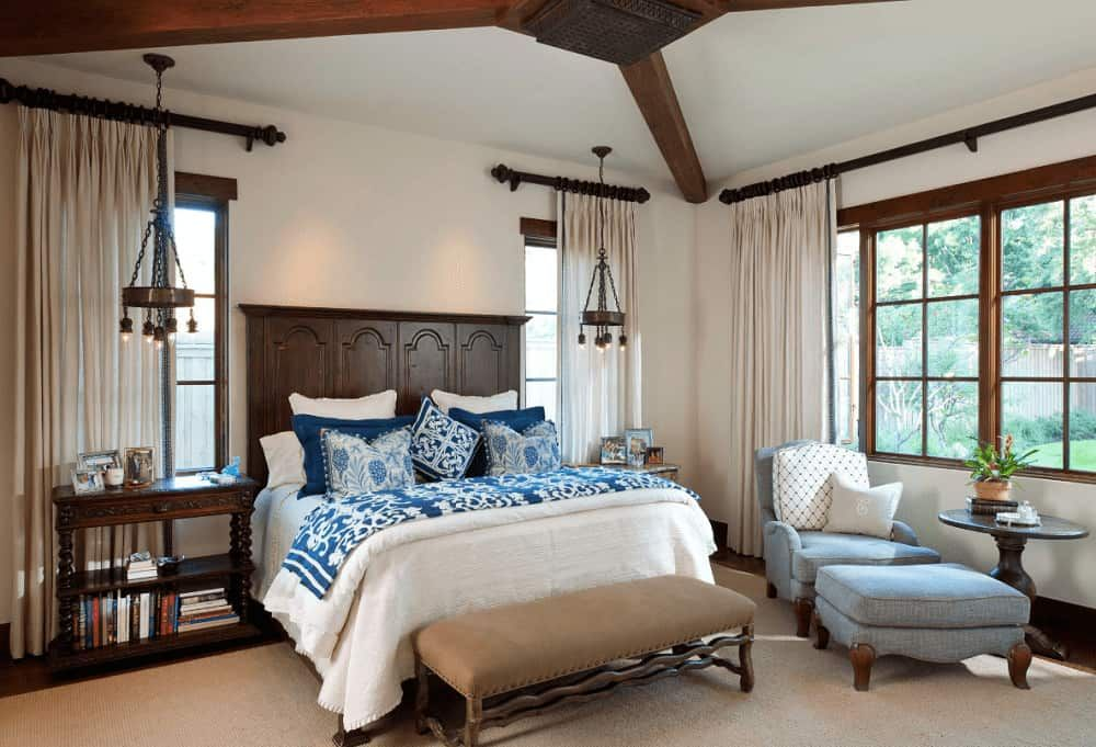 Photo of 101 Mediterranean Bedroom Ideas (Photos)