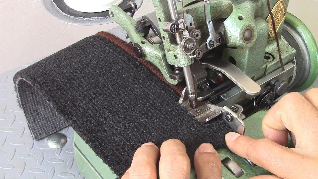 How To Thread A Carpet Serger Sewing Machine Car Upholstery Carpet Machine Serger Sewing Car Upholstery