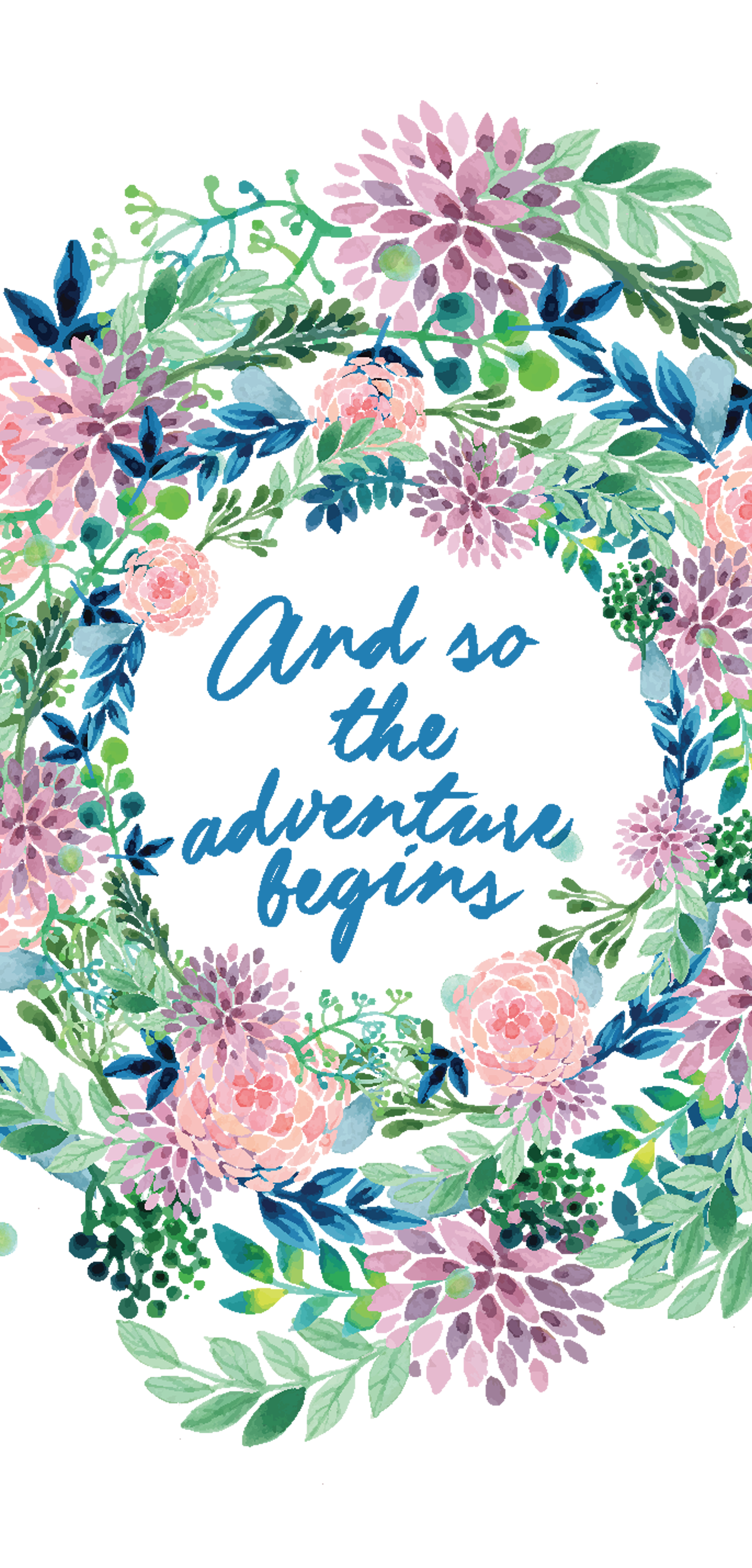 An inspirational quote for the adventurous. Casetify
