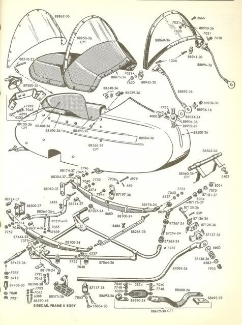 Where do I find a Panhead Sidecar windshield? - Page 2
