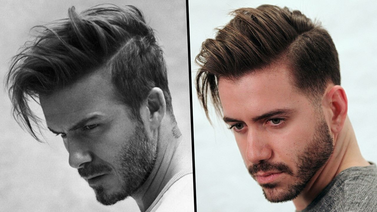 David Beckham Hairstyle Tutorial How To Style Men S Hair 2017 Alex Costa Youtube David Beckham Hairstyle David Beckham Haircut Beckham Hair