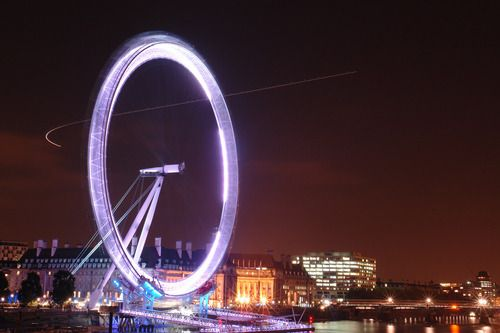 4 Kid-Friendly Destinations in Europe - The London Eye #travel