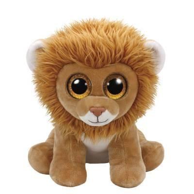 4b63e503f61 Ty Beanie Babies - Louie Lion