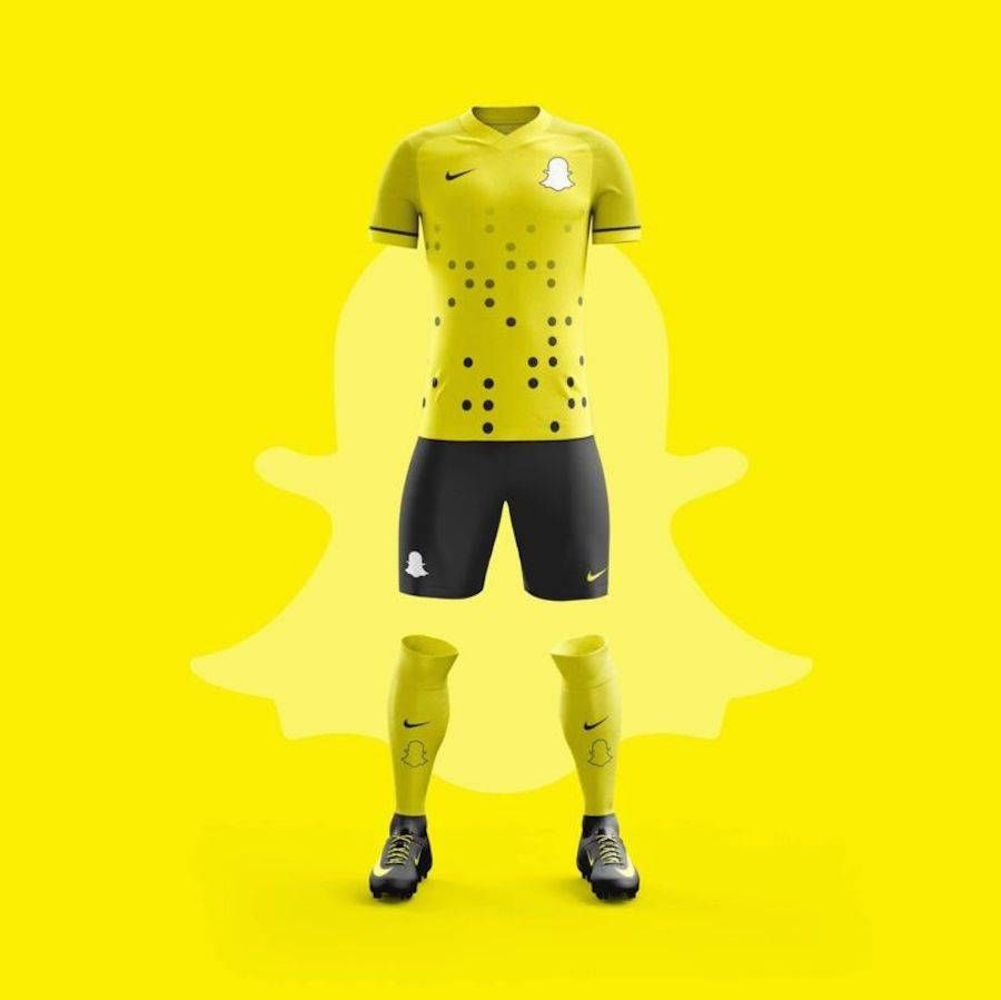 Inventive Soccer Jerseys Inspired From The Appstore With Images