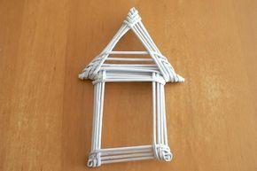Domček môže mať aj tvar obdĺžnika