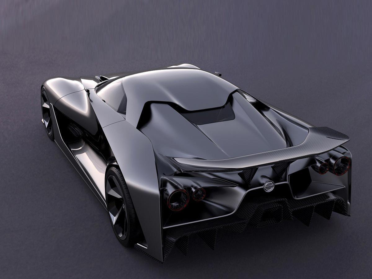 Nissan Concept 2020 Vision Gran Turismo Concept Cars Turismo Nissan