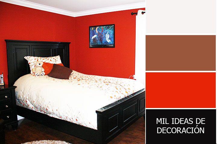40 Magnificas Combinaciones De Colores Para Pintar El Dormitorio Colores Para Dormitorio Paletas De Colores Para Dormitorio Colores Para Dormitorios Modernos