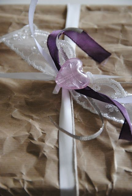 Cute ways to wrap gift