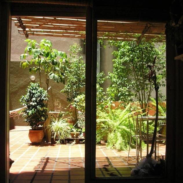 Ideas De Diseño De Jardines Residenciales: Imágenes De Decoración Y Diseño De Interiores