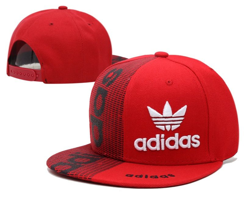 Mens Adidas Originals World Most Popular Best Quality Sports Baseball Retro  Fashion Trend Snapback Cap - Red 5f98c10d880