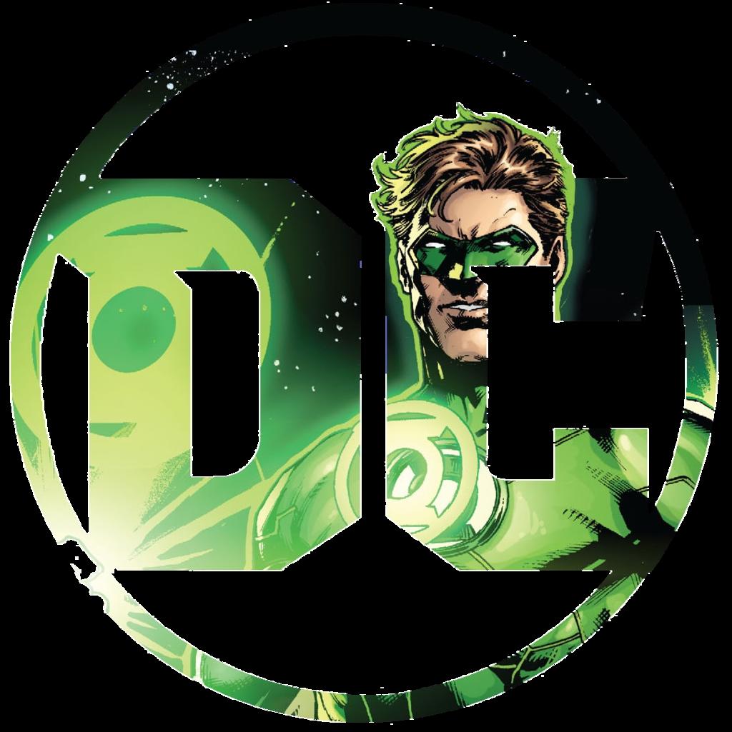 Dc Logo For Green Lantern By Piebytwo Dc Comics Logo Green Lantern Green Lantern Logo